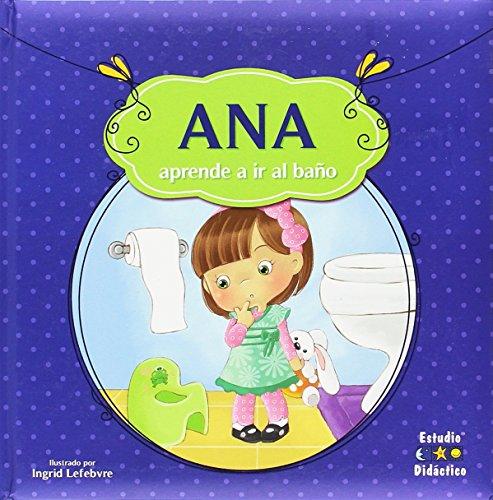 ANA APRENDE A IR AL BAÑO
