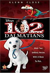 Get ready for outrageous fun in Disney's 102 DALMATIANS. It's a hilarious adventure starring the audacious Oddball, the spotless Dalmatians puppy on a search for her rightful spots, and Waddlesworth, the wisecracking, delusional macaw who thinks he's...