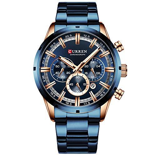 Reloj - Curren - Para Hombre. - 8355