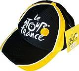 Le Tour de France Casquette de Cyclisme - Collection Officielle - Taille Adulte réglable