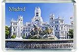H246 Madrid Imán para Nevera Spain Travel Fridge Magnet