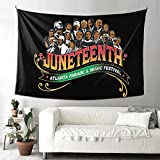 Wall Tapestry- Home Emancipation Freedom Jubilee...
