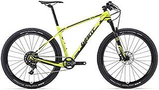 Giant XTC Advanced SL 127, 5Pulgadas Mountain Bike Verde/Negro (2016)