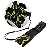 Global Park Fútbol/Voleibol/Rugby Kick Throw Trainer Solo Practice Training Habilidades de Control...