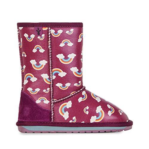 EMU Australia Kids Rainbow Deluxe Wool Boots Size 4 EMU Boots
