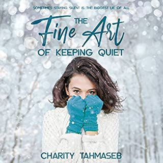 The Fine Art of Keeping Quiet audiobook cover art