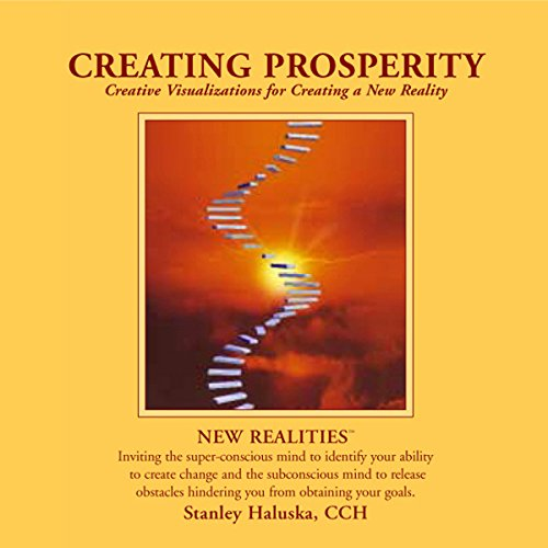 Creating Prosperity audiobook cover art
