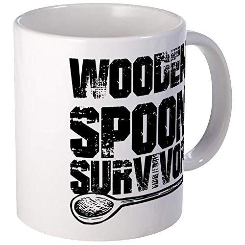 Wooden Spoon Survivor Cups Unique Coffee Cup Coffee Cup