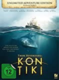 Kon-Tiki (Unlimited Adventure Edition, Film & Doku, 2 Discs) [Special Edition]