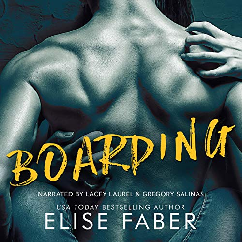 Boarding audiobook cover art