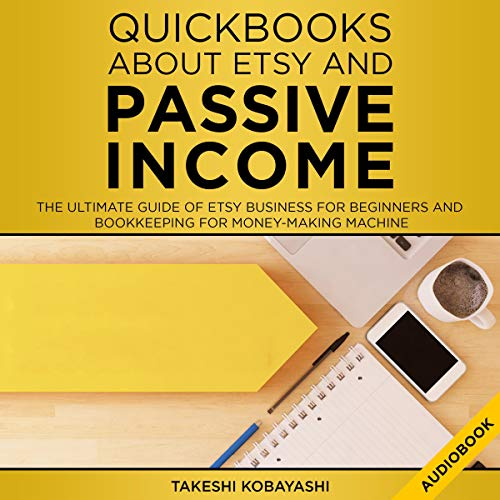 Quickbooks About Etsy and Passive Income Titelbild