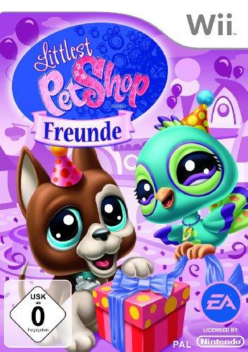 Electronic Arts Littlest Pet Shop Friends (Wii) - Juego (DEU)