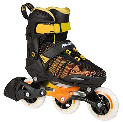 Phuzion Galaxy Boys Inline Skate, Orange, 29-32