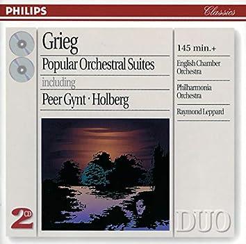 Grieg: Popular Orchestral Suites