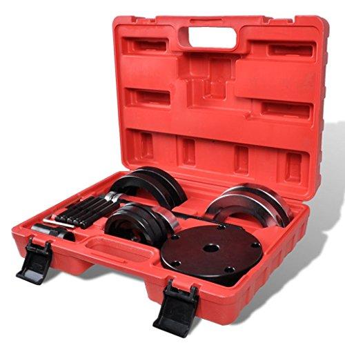 vidaXL Radlagerwerkzeug 85mm Radlager Montage Demontage Radnabe Abzieher