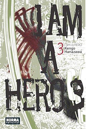 I AM A HERO 03 (CÓMIC MANGA)