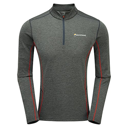 Montane Dart Zip Neck Top - SS21 - M