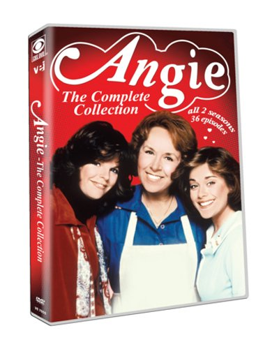 Angie The Complete Collection // All 2 Seasons, 36 Episodes