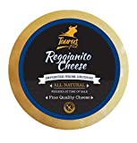 Reggianito Cheese ( 15 Pounds Approximately ) 18 Month Aged ( Uruguayan Natural Whole Wheel )