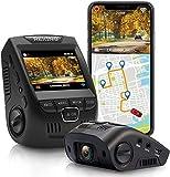 Rexing V1GW-4K Ultra HD Car Dash Cam w/ Built-in GPS Logger, 2.4