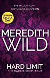 By Wild, Meredith Hard Limit: (The Hacker Series, Book 4) Paperback - September 2015