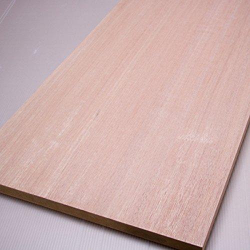 川島材木店 ラワン無垢板幅広板 30x2x100cm 板材