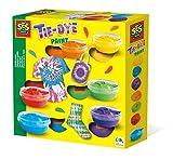 SES Creative- Pintura para Ropa Tie-Dye (00368)