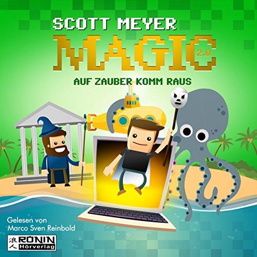 Auf Zauber komm raus (Magic 2.0, 2) Titelbild