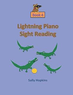 Lightning Piano Sight Reading Book 4