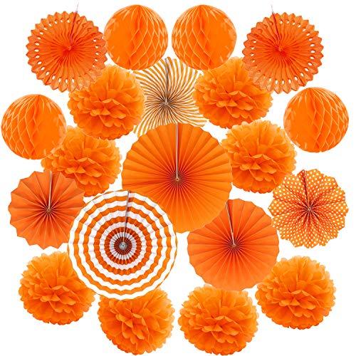 Bodbii lo stesso colore decorazione di feste . Inviate i colori a caso 50*6.5cm compleanni 10 rotoli di carta crespa per fioristi Legno