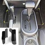 JeCar for JK Storage Tray, Auto Gear Shift Storage Box Center...
