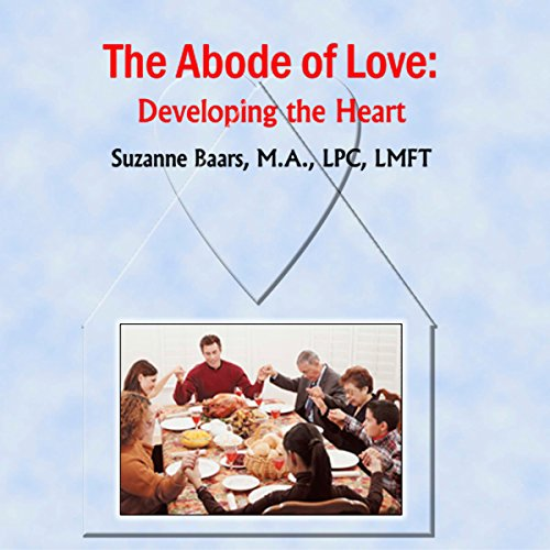 The Abode of Love audiobook cover art