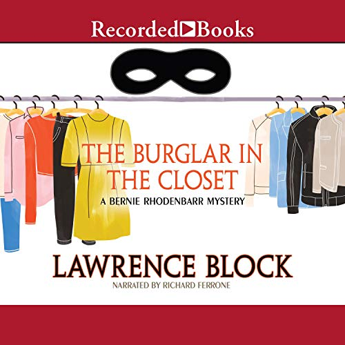 The Burglar in the Closet cover art