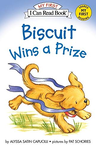 Biscuit Wins a Prize (My First I Can Read)の詳細を見る