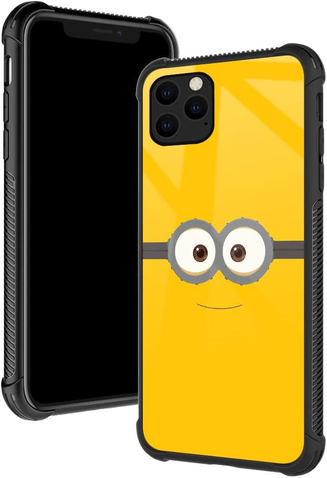TnXee iPhone 11 Pro Case,Big Eyes iPhone 11 Pro Cases for Boys/Men,Fashoin Design Four Corners Shock Absorption Non-Slip Stripe Soft TPU Bumper Frame Case for iPhone 11 Pro 5.8 inch