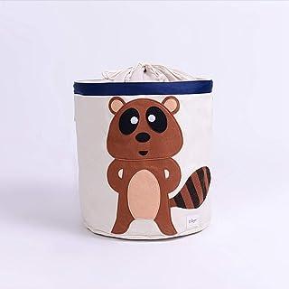 MJY Boîte à jouets pour enfants 'S Sac de bande dessinée mignonne Couverture en tissu Couverture anti-poussière Boîte de f...