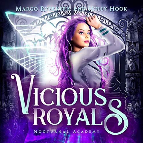Vicious Royals (A New Adult Prison Academy Novel)  By  cover art