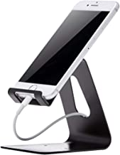 AmazonBasics Cell Phone Stand for iPhone and Android | Black