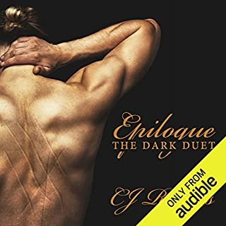 Epilogue audiobook cover art