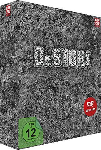 Dr. Stone - Staffel 1 - Vol.1 - [DVD] mit Sammelschuber