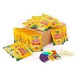 Classpack: 125 Crayola Kids Face Mask Reusable (25 Sets), Cool Colors, Bulk School Supplies