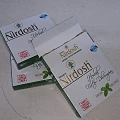 Tobacco Free Nicotine Free All Natural Herbs Herbal Cigarettes Original By Indian Store 86 Only
