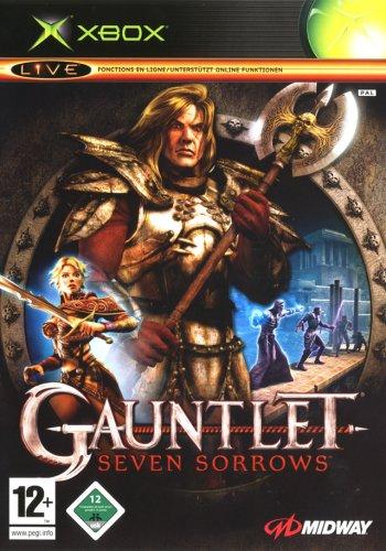 Gauntlet - Seven Sorrows