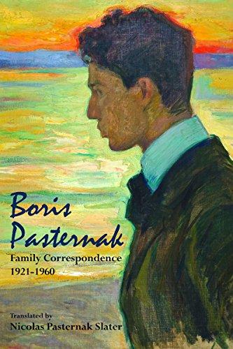 Boris Pasternak: Family Correspondence, 1921-1960 (Hoover Institution Press Publication) (English Edition)