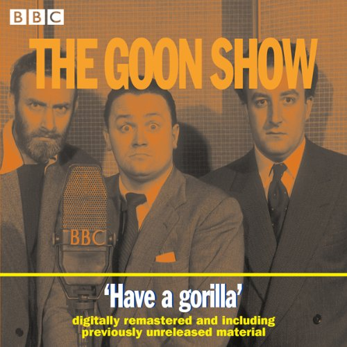 The Goon Show, Volume 6 cover art