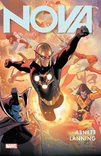 Nova by Abnett & Lanning: The Complete Collection Vol. 2