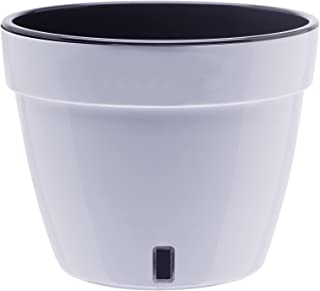 """Potly - 7.9"""" Self Watering Planter with"""