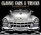 Classic Cars & Trucks 2021 Box Calendar