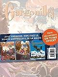 Gargouilles - Pack T4 à 6 (T6 offert)