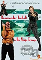 dvd - Kommandor Treholt & his ninja troops (1 DVD)